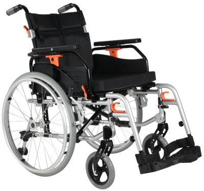 Excel G Modular 16'' Self Propelled Wheelchair Slim Seat