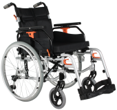 Excel G Modular 20'' Self Propelled Wheelchair Wide Seat