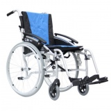 Excel G-Lite Pro Lightweight Self Propelled Wheelchair 20'' Wide Seat