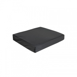 "2"" Vinyl Wheelchair Cushion with Memory Foam"